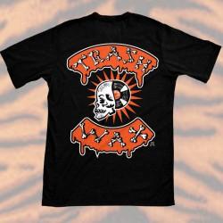 T-shirt Trash Wax Records -...