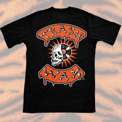 T-Shirt Skull and Bones -...