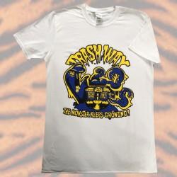 T-shirt Trash Wax Records,...