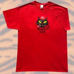 T-Shirt Black Cat - Marcel...