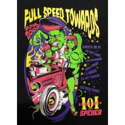 T-shirt Full Speed Towards...