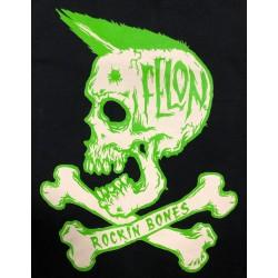 T-shirt Felon - Rockin Bones