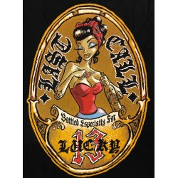 T-Shirt Lucky 13 - Senorita