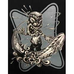 T-shirt - Tiki Surfer