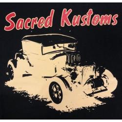 T-shirt - Sacred Kustoms