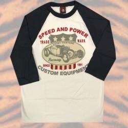 T-shirt Lucky 13 - Speed...
