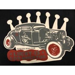 T-shirt - Hotrod - Los Muertos