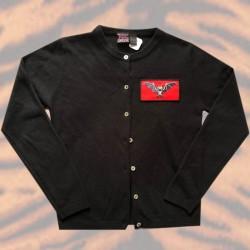 Zwart Vest Toxic Shock -...