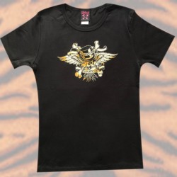 T-shirt Lucky 13 - Winged...