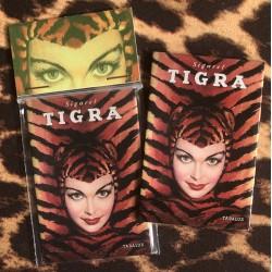 Tigra Girl Magneet Leopard