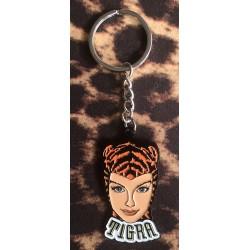 Tigra Girl Sleutelhanger