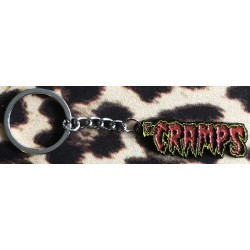 The Cramps key-chain glitter