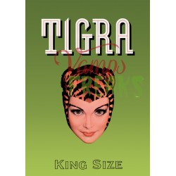 Tigra Girl poster - green...