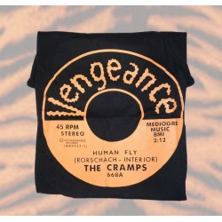T-Shirt The Cramps - Human...