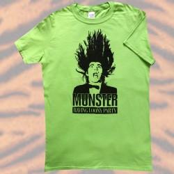 T-Shirt Munster Raving...