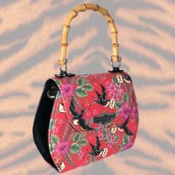 Retro Classic handbag -...