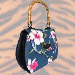 Retro Classic handbag - Luau