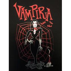 T-Shirt Vampira