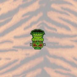 Sourpuss Tiki Monster...
