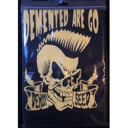 Demented Are Go T-shirt  -...