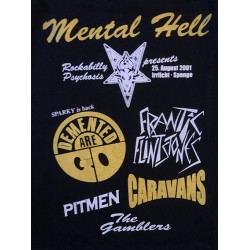 Mental Hell T-shirt